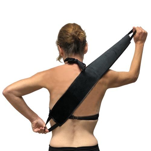 bande de tissus pour tanner le dos